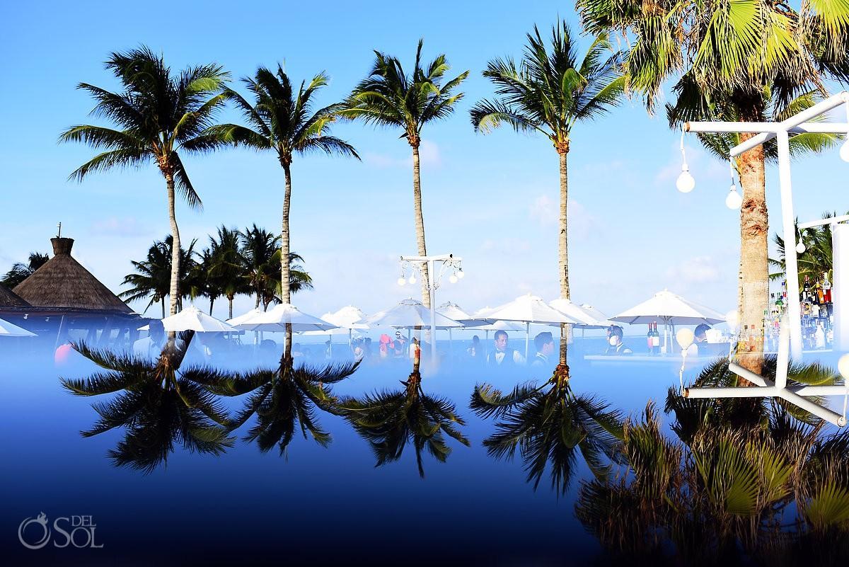 Venue for destination wedding Dreams Riviera Cancun Resort, Mexico