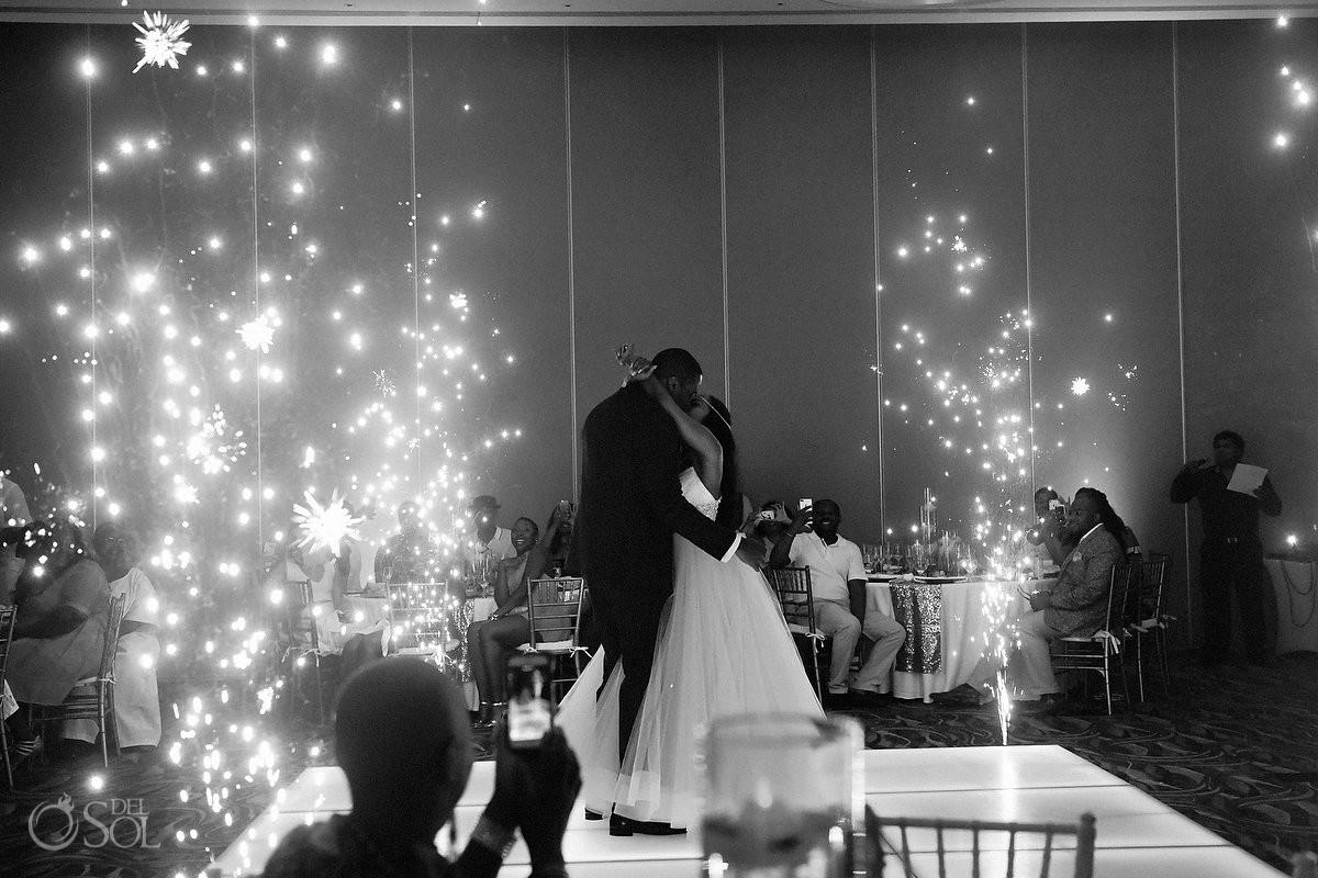 ballroom hyatt ziva cancun destination wedding