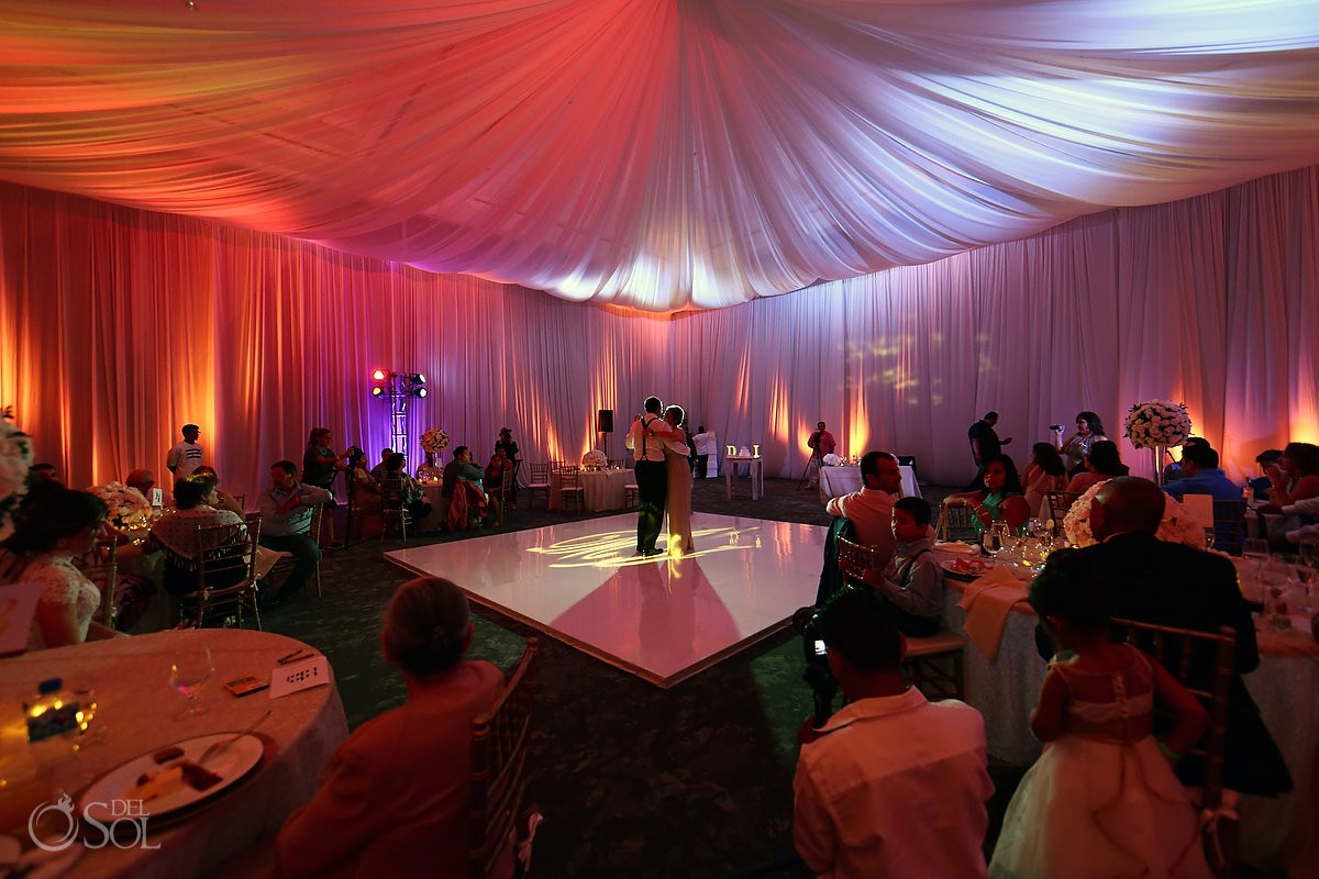 Best wedding venue decoration ideas Hotel Hard Rock Riviera Maya Mexico