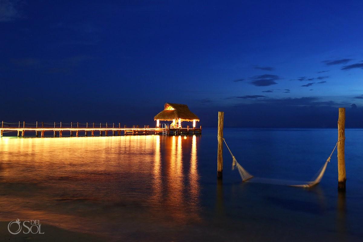 Beach Blue sky Secrets Aura Cozumel Cozumel Mexico