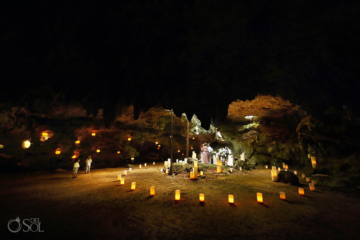 Cenote Riviera Maya Mexico best wedding venues for getting married