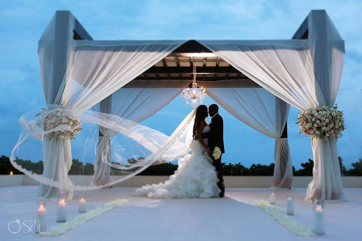 Secrets Playa Mujeres Wedding Photographer #aworldofitsown