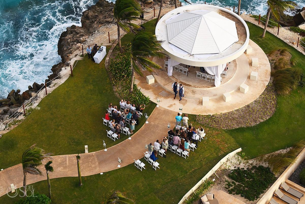 Hyatt Ziva cancun Luxury destination wedding venue