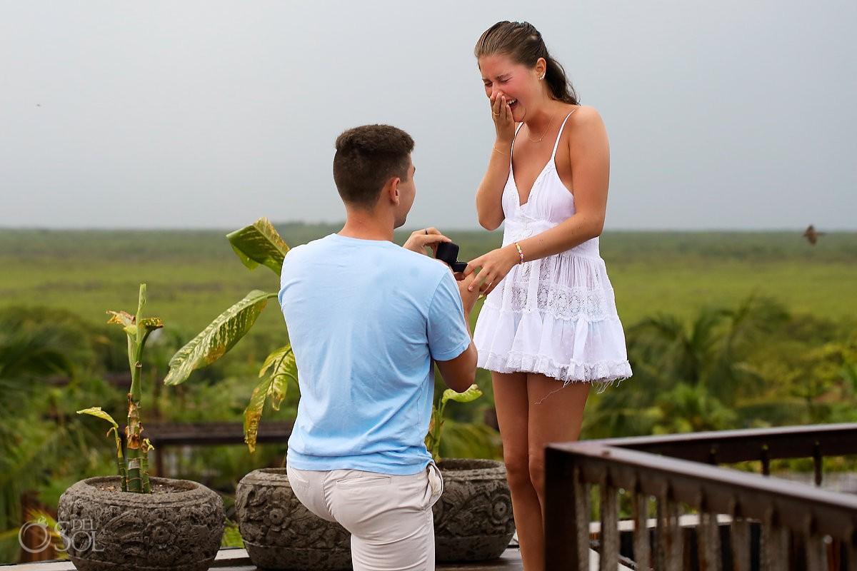 Tulum Surprise Proposal