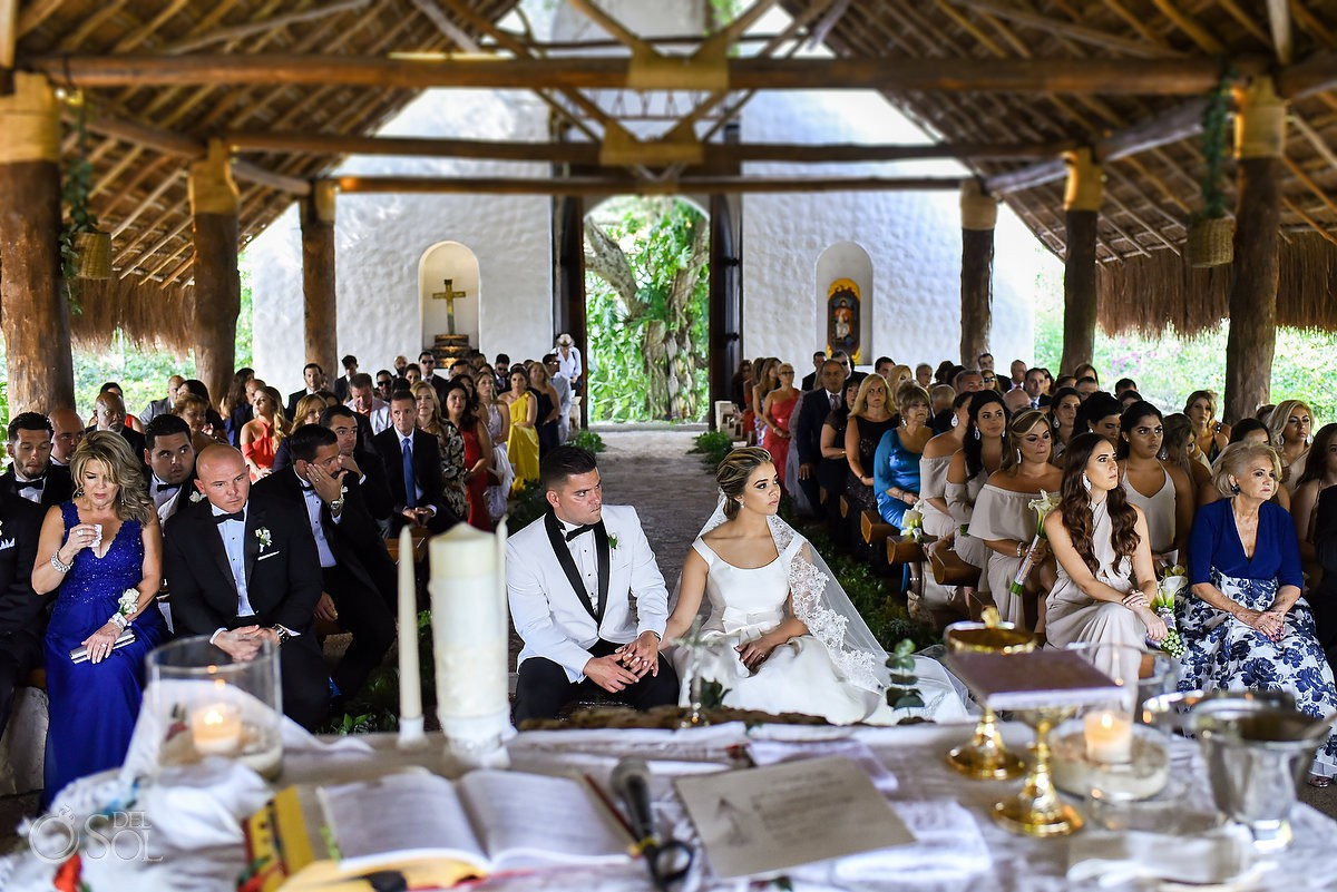 Best wedding Venues in Mexico Catolic mass Xcaret Playa del Carmen Mexico
