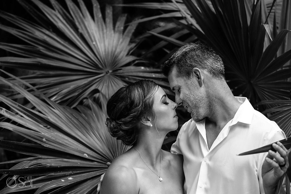 fine art Wedding photography Cenote Trash the Dress Riviera Maya Mexico.