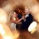 Bride and groom first Dance Paradisus Playa del Carmen Riviera Maya Mexico Wedding