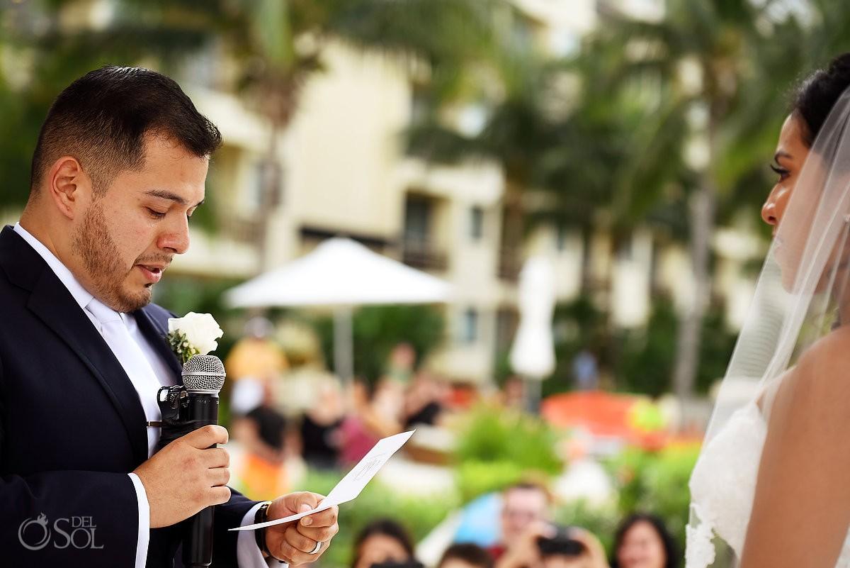 Dreams Riviera Cancun Gazebo ceremony