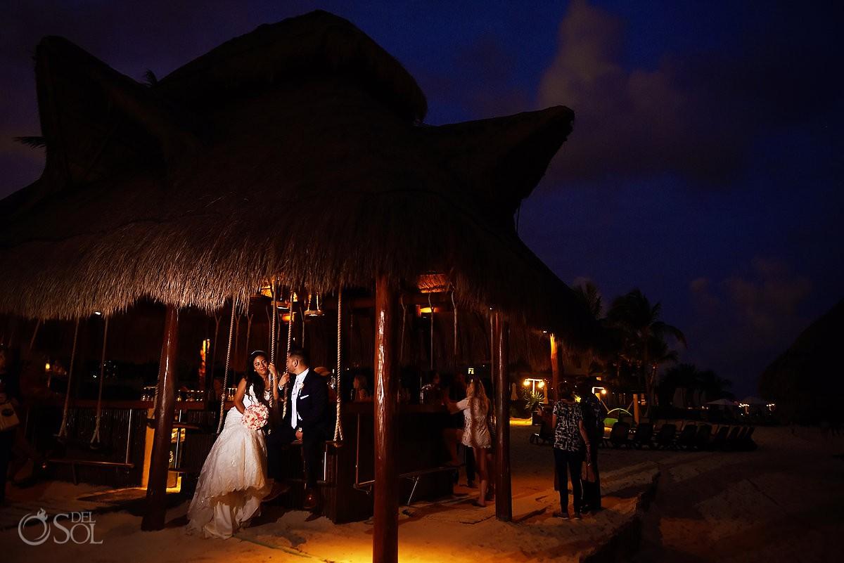 Dreams Riviera Cancun destination wedding #travelforlove