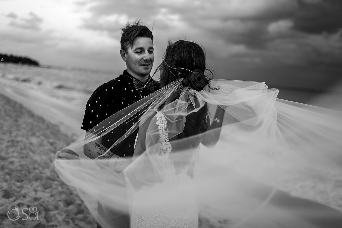 Mahekal Beach Wedding photography Playa del Carmen Mexico