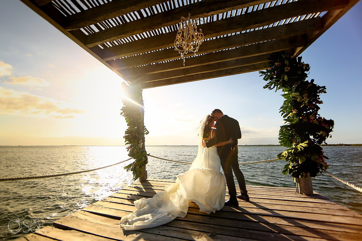 Best wedding photographer riviera maya Cancun Elopement Nizuc Resort and Spa Mexico