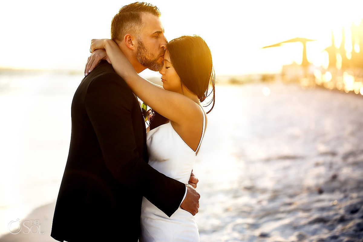 Weddings for two Cancun Elopement Nizuc Resort and Spa Mexico