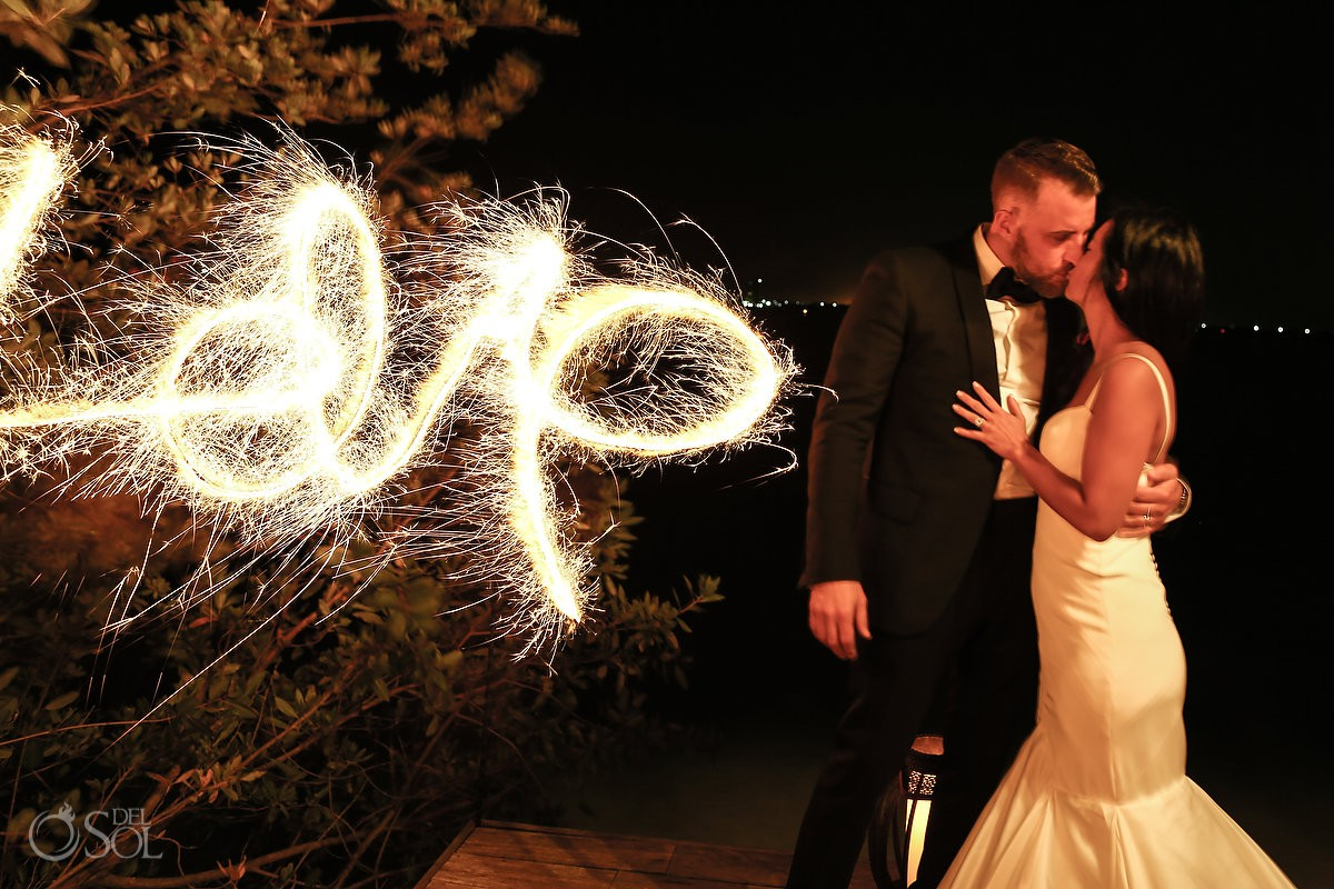 light love Cancun Elopement Nizuc Resort and Spa Mexico