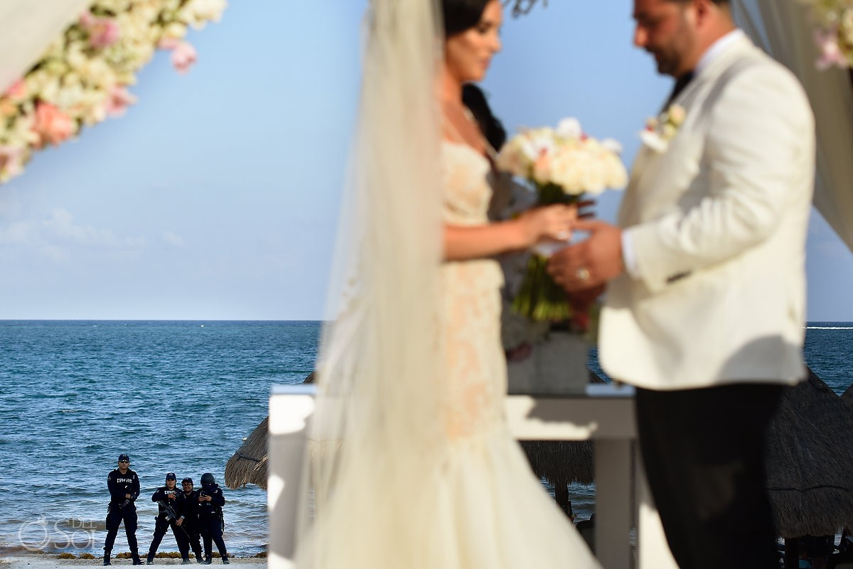 it is safe to get married in Mexico