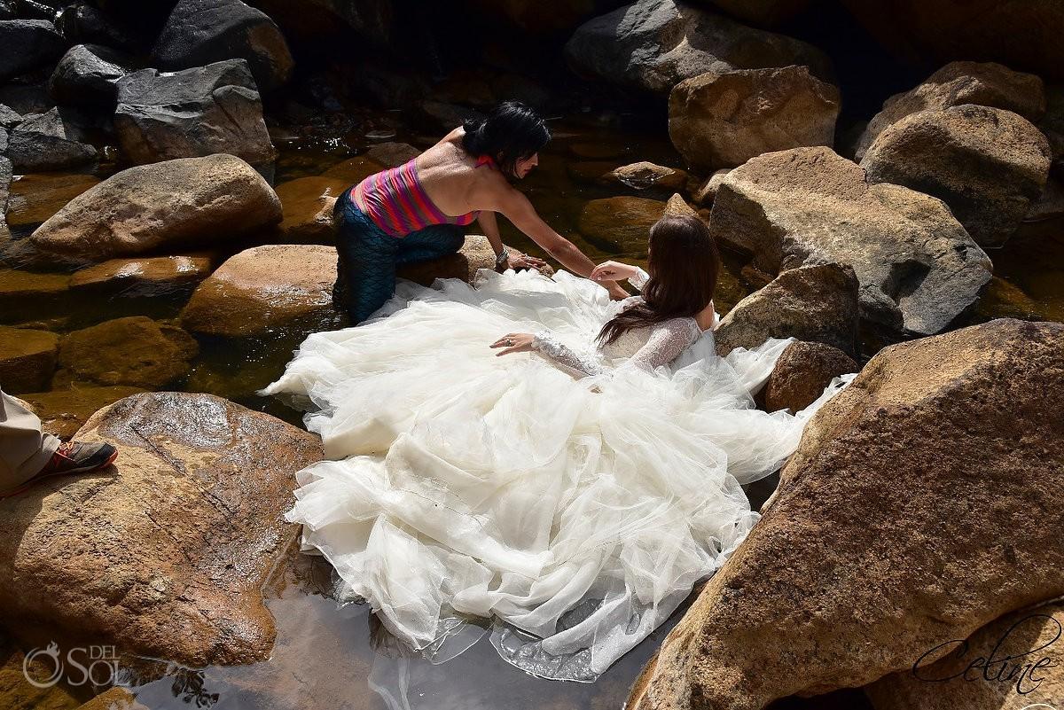 Cerro Azul Trash the Dress Panama City Panama Fotoweeek masterclass
