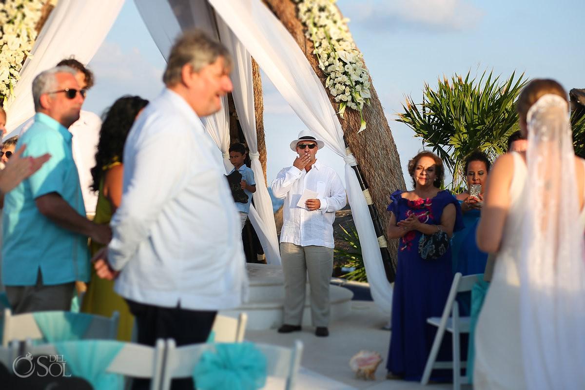Dream Wedding Dreams Riviera Cancun first look