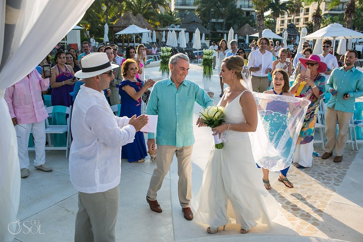 Symbolic Gazebo Wedding Dreams Riviera Cancun Resort Cancun Mexico