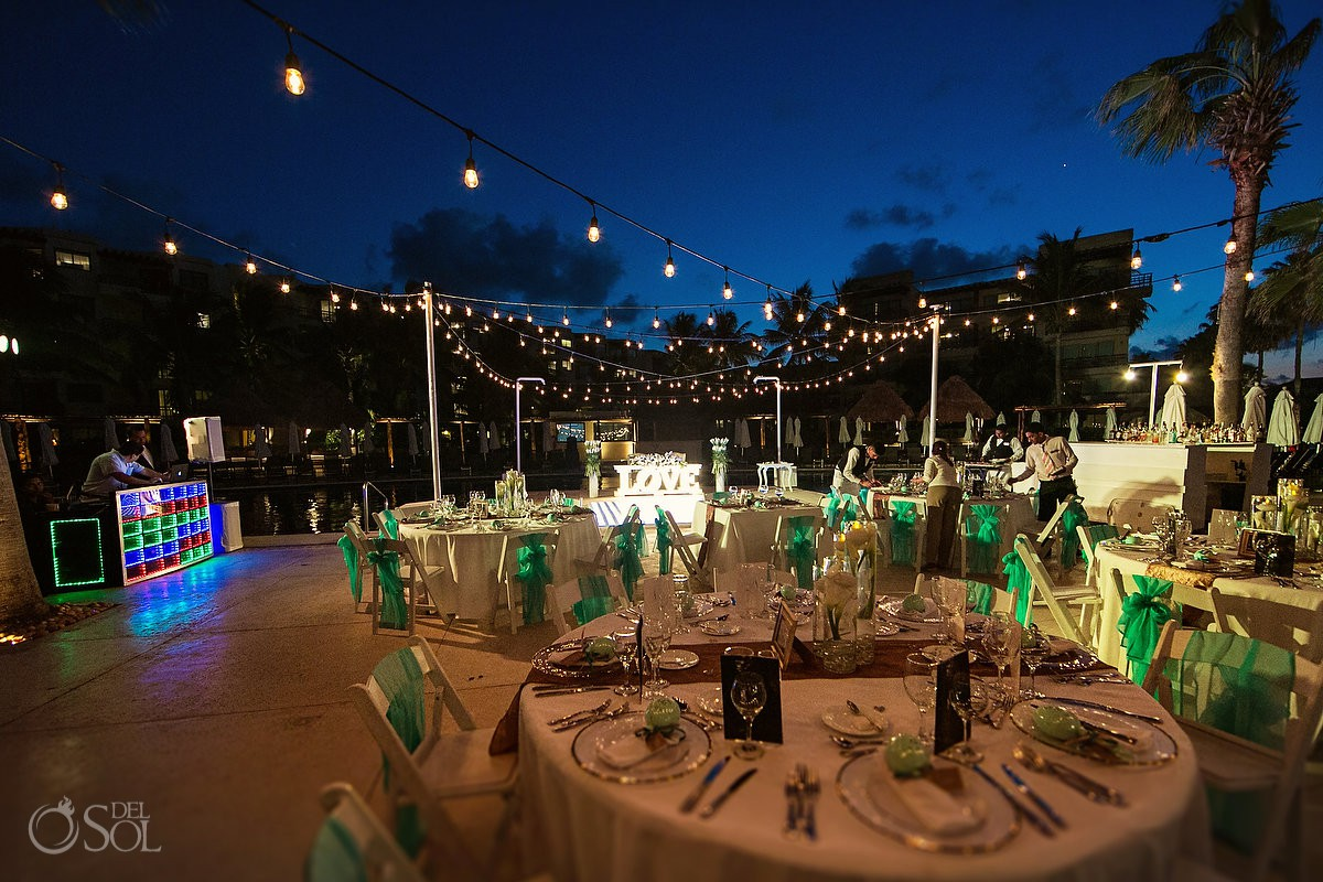 Dream Wedding Dreams Riviera Cancun Resort Cancun Mexico