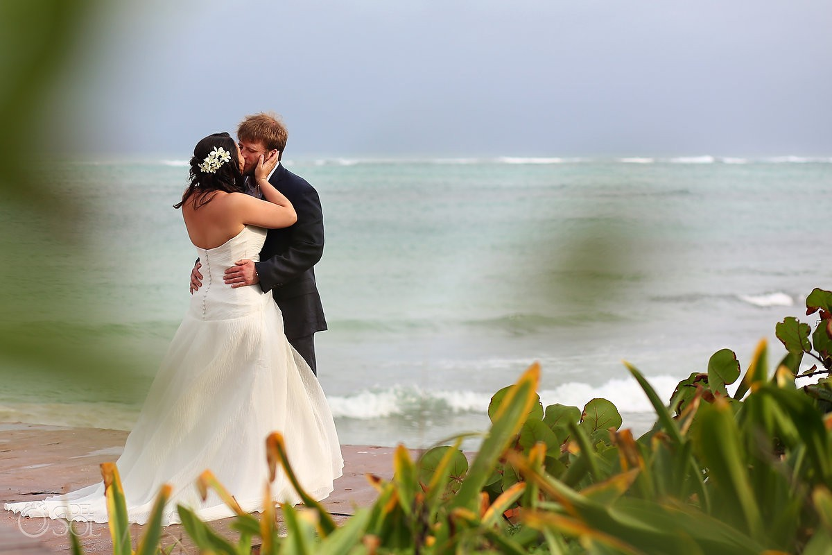 Riviera Maya Dreams Tulum Beach Wedding photographs