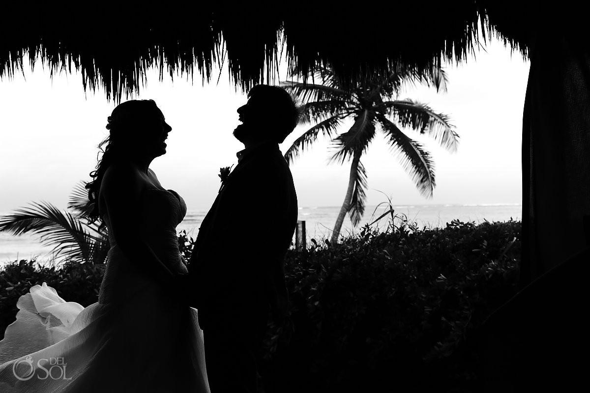 Dreams Tulum Beach Wedding photos