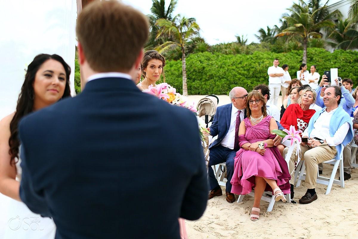Dreams Tulum Beach Weddings