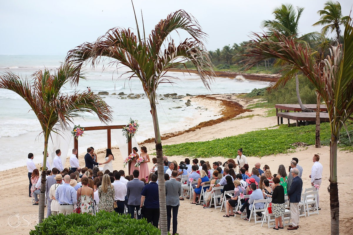 destination Dreams Tulum Beach Wedding