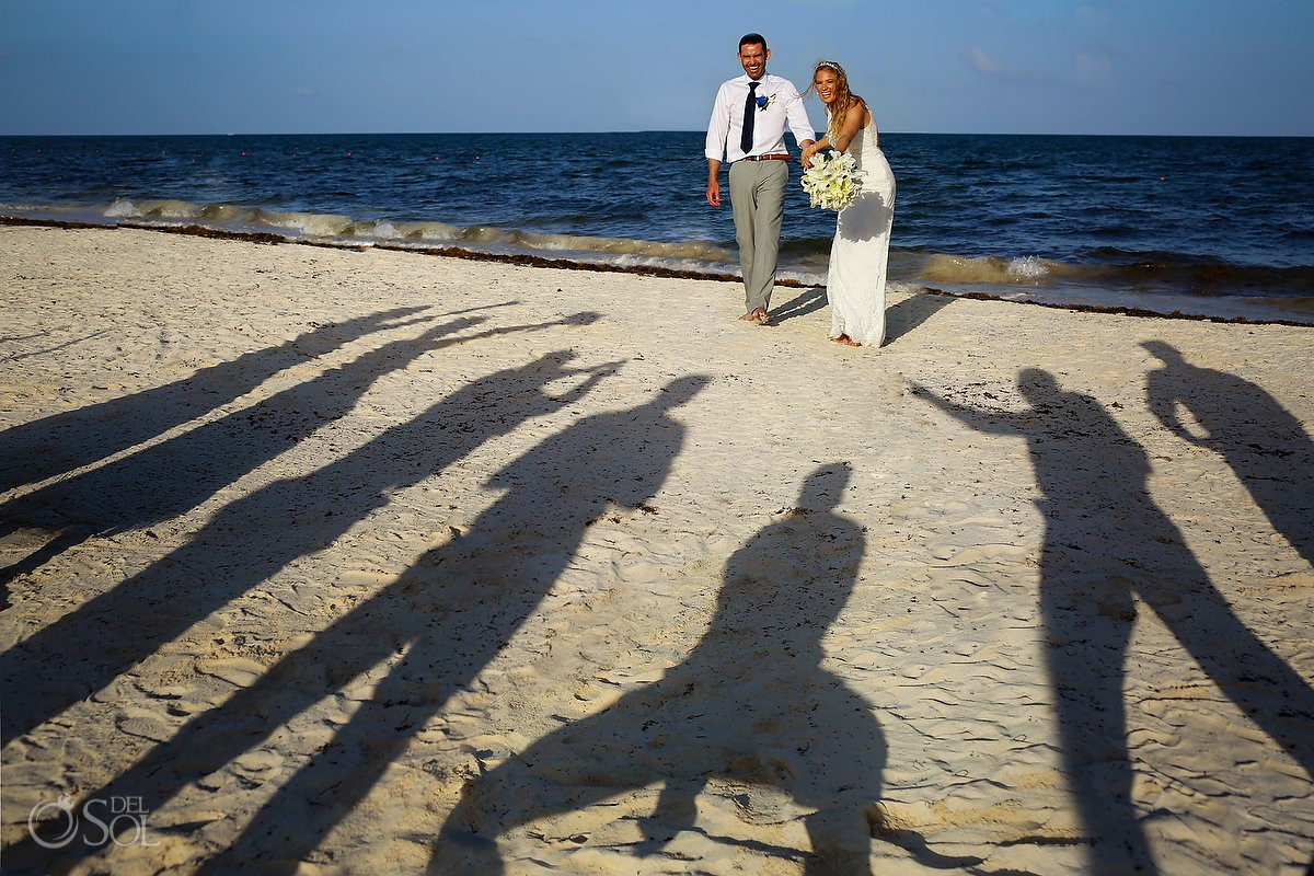 Funny bridal party photo NSFW