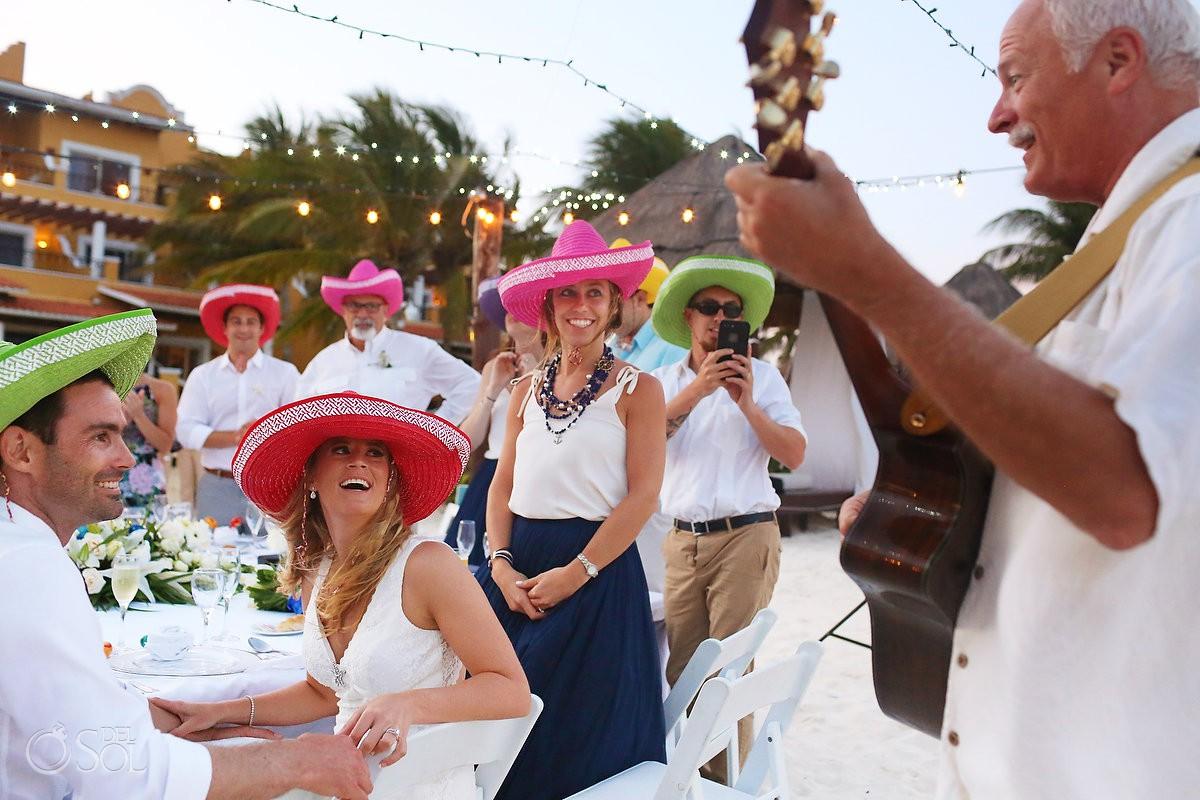 Unique wedding reception idea Father daughter moments - pirate song Secrets Capri