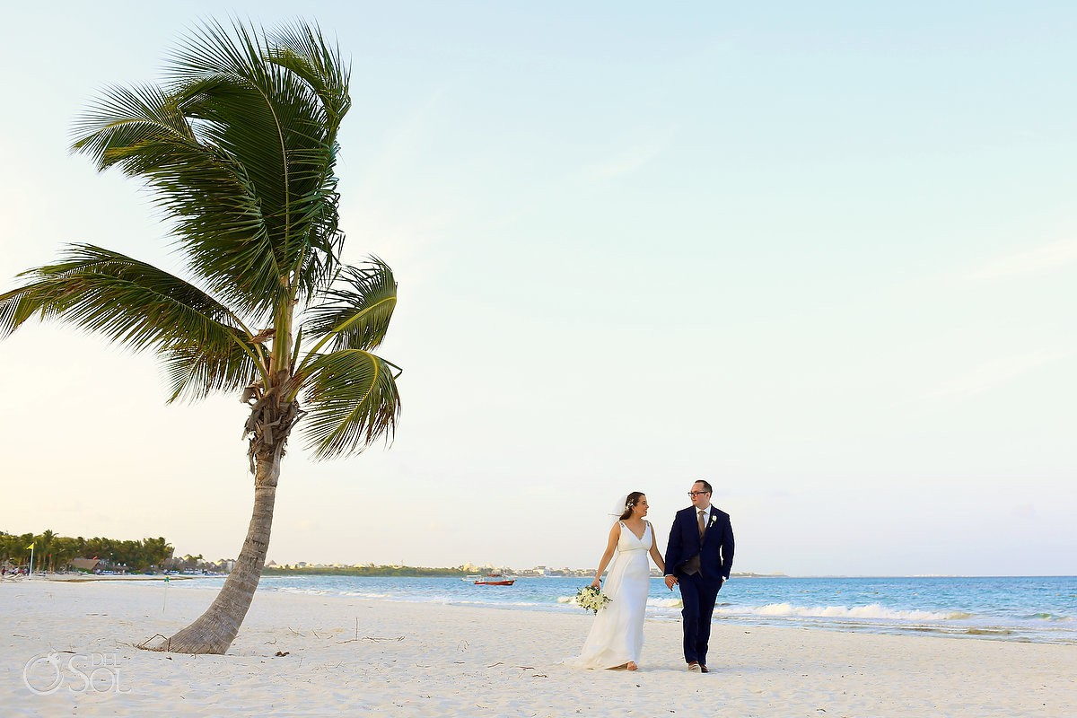 Destination Beach Wedding Secrets Maroma Beach wedding Riviera Cancun Mexico