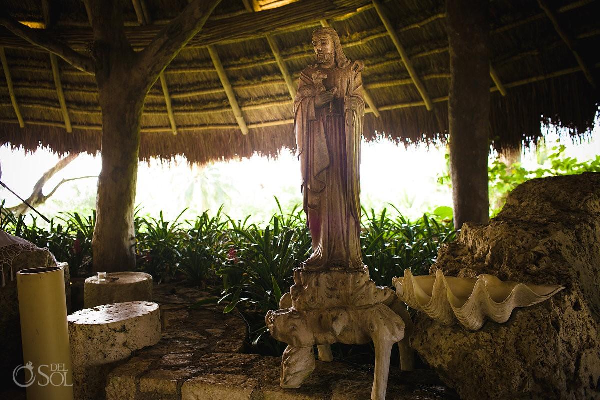 Xcaret Baptism Playa del Carmen Mexico