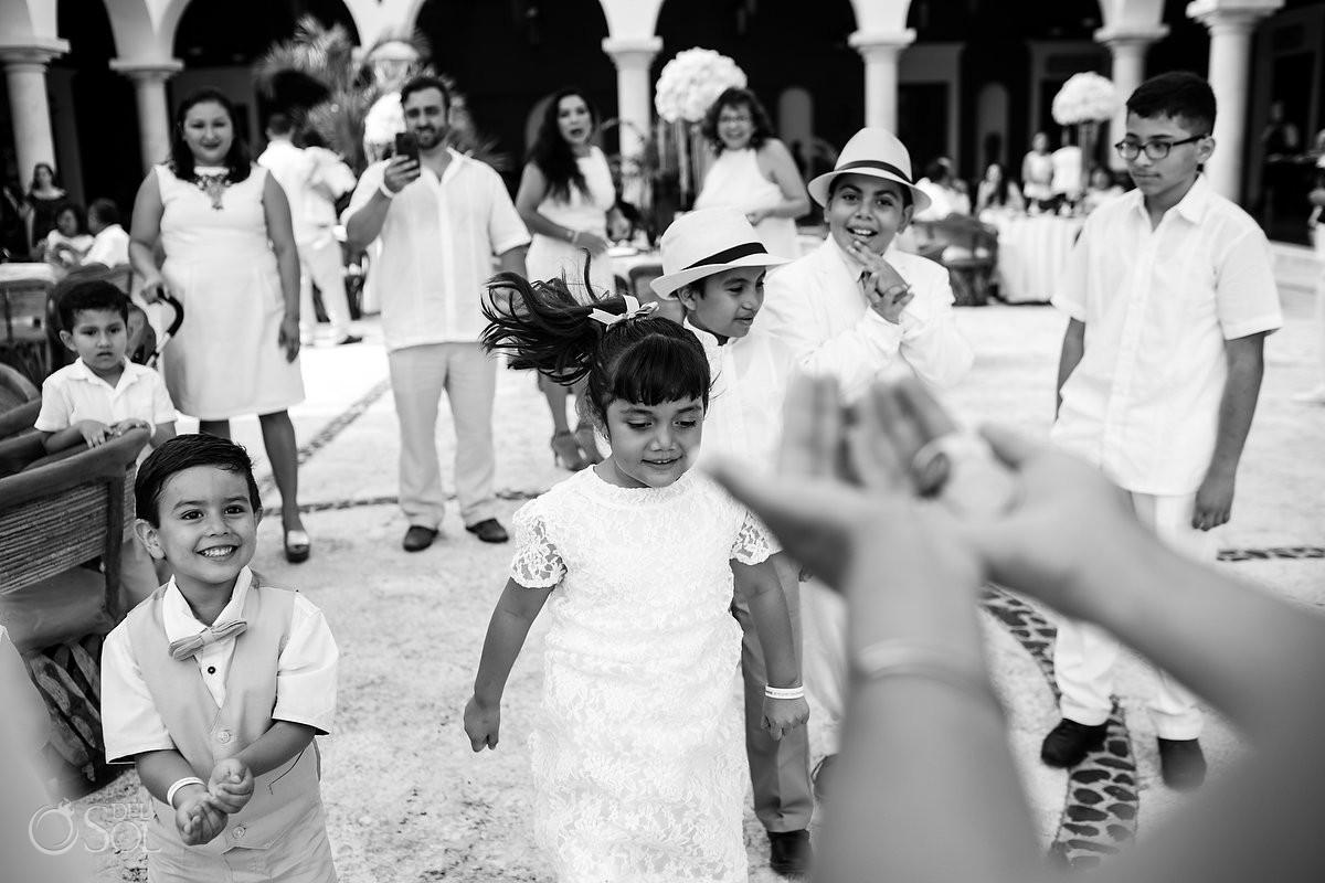 Xcaret Baptism