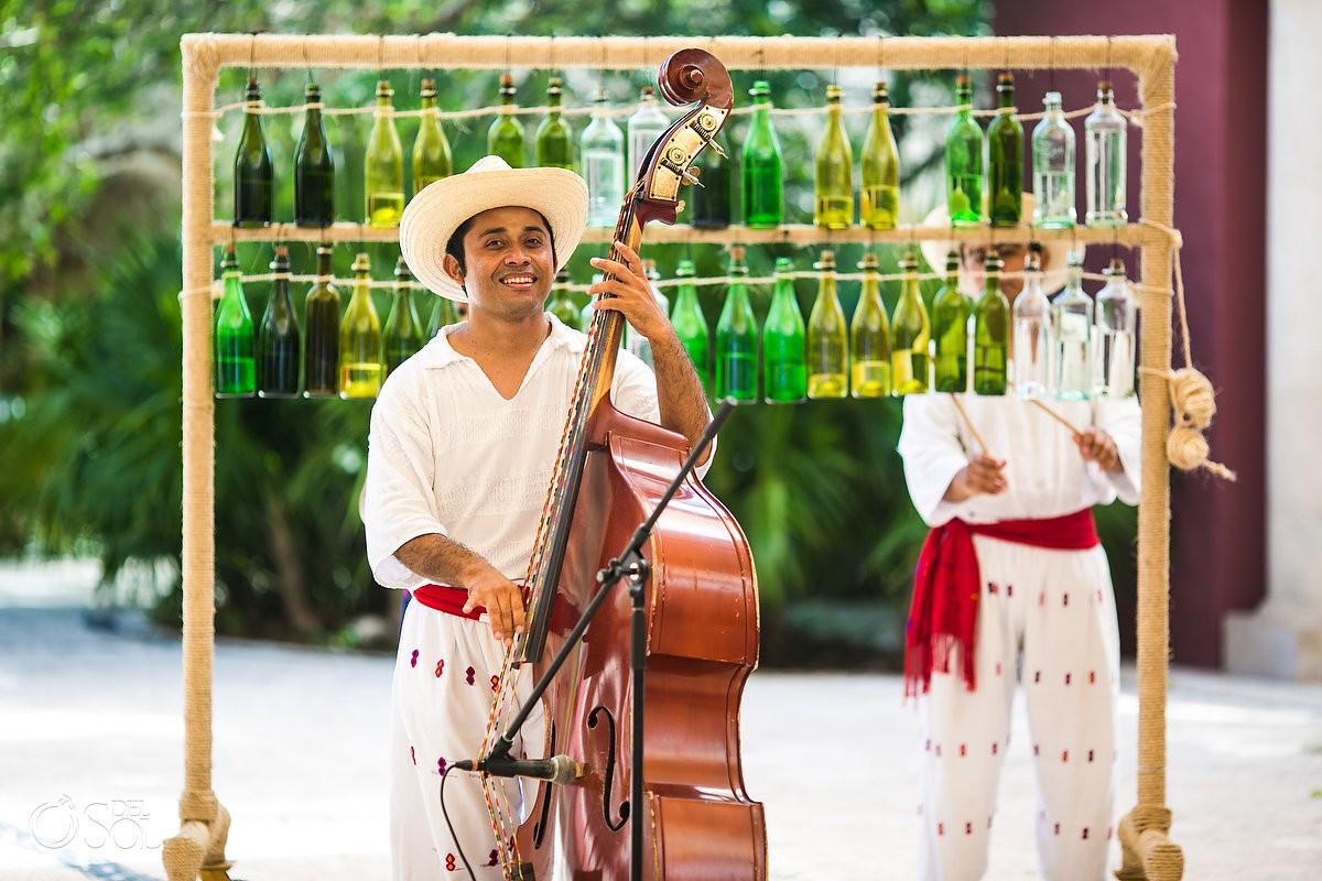 Xcaret park Baptism entertainment Playa del Carmen Mexico