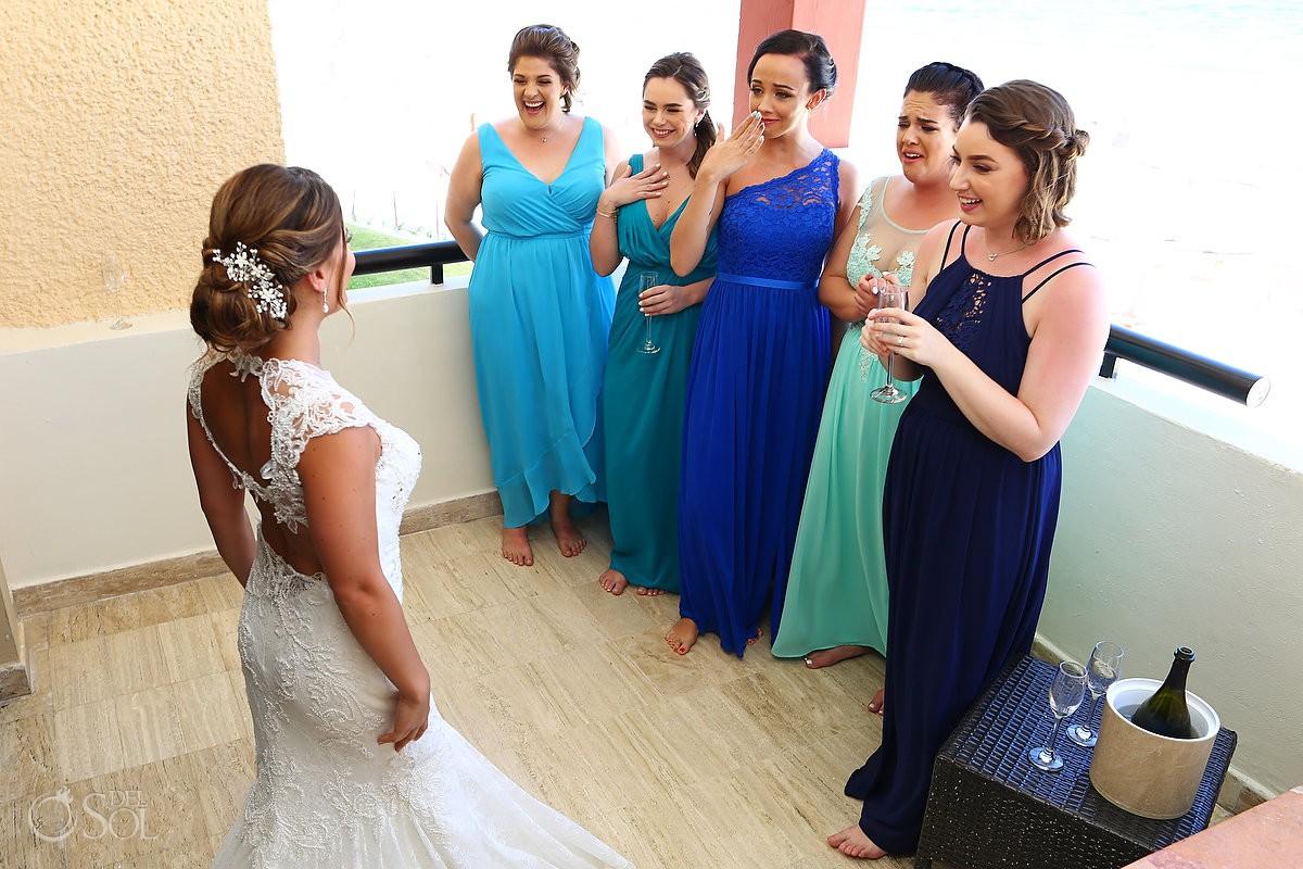 Now Sapphire Wedding Cancun Riviera Maya Mexico