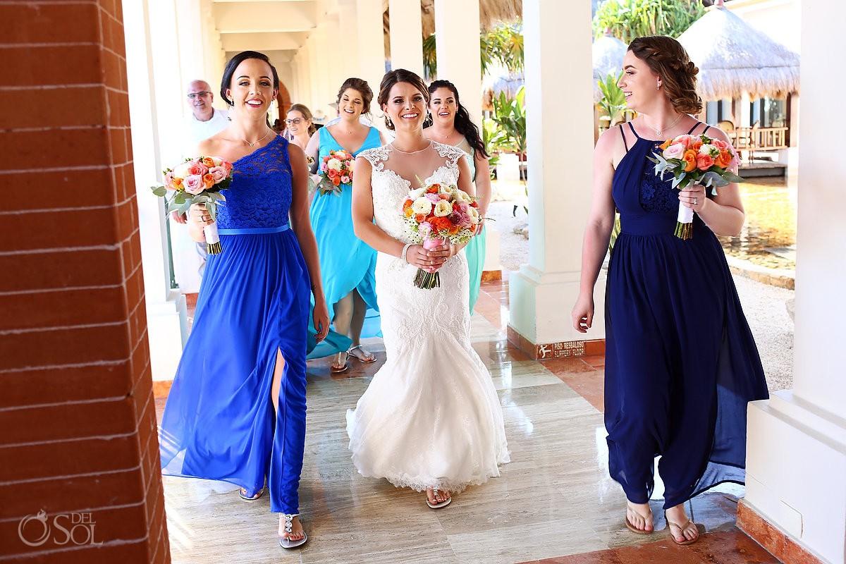 Now Sapphire Wedding Bride