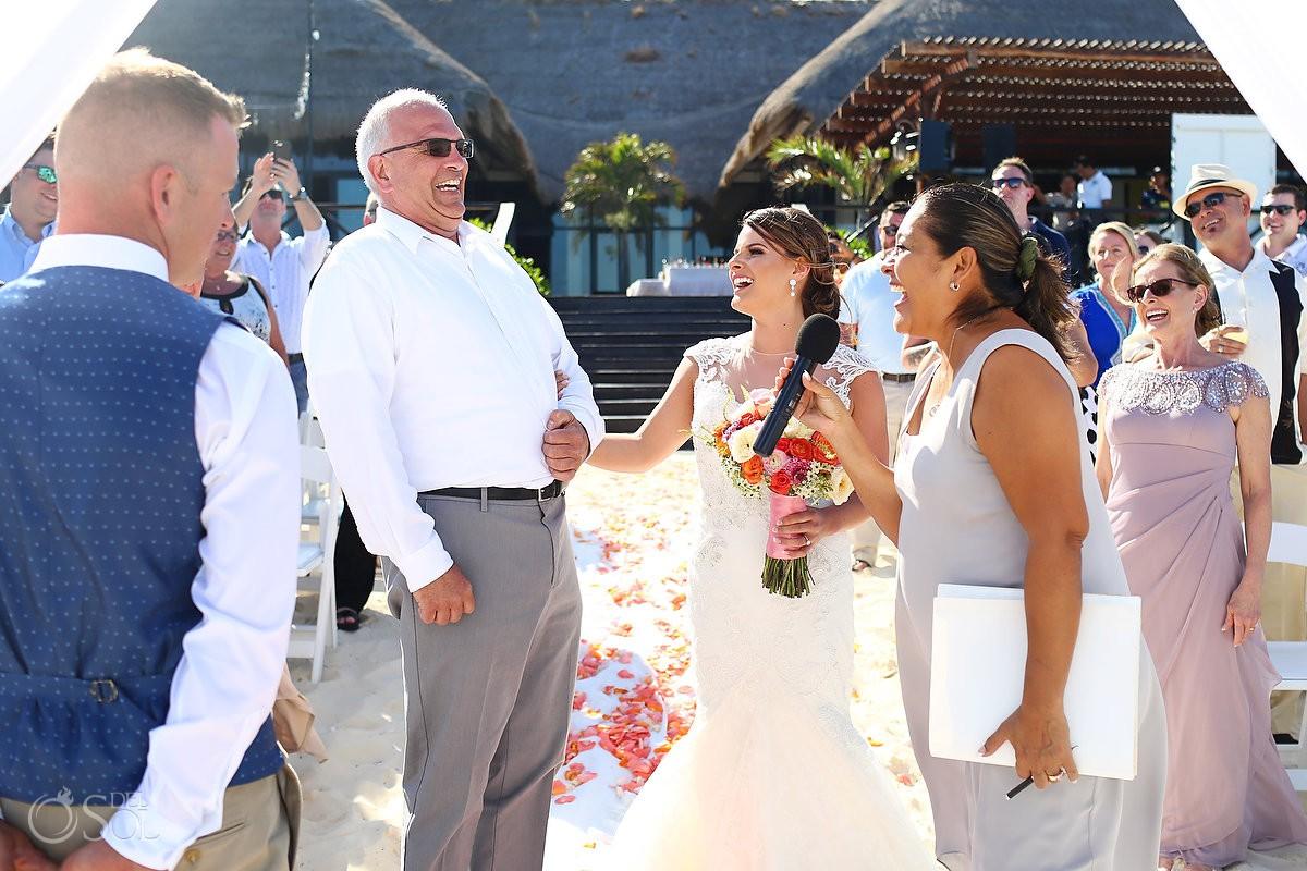 Now Sapphire Wedding Riviera Cancun