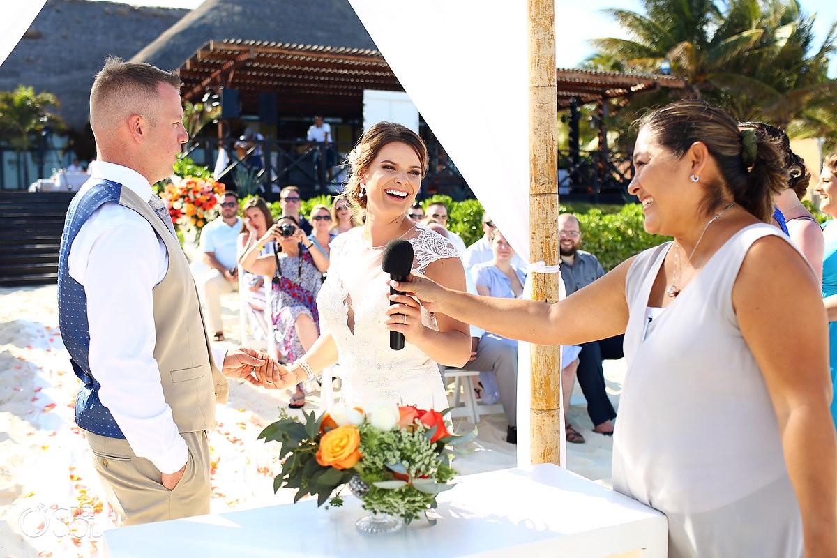 Now Sapphire Wedding beach ceremony ideas