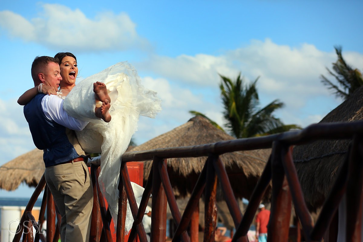 Now Sapphire Weddings Cancun Riviera Maya Mexico