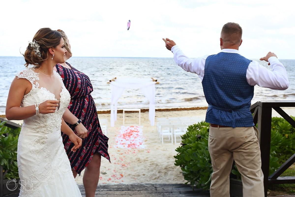 Now Sapphire beach Wedding