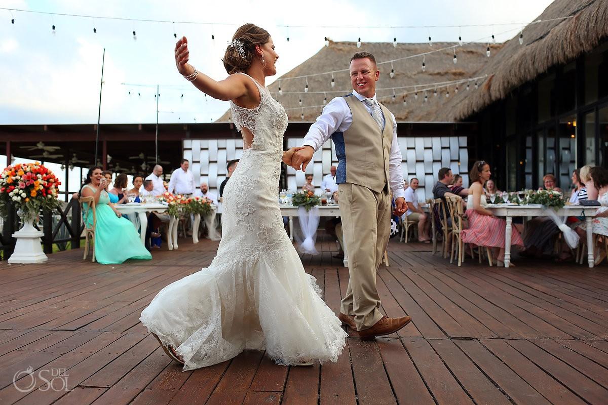 Now Sapphire Wedding Riviera Maya Mexico