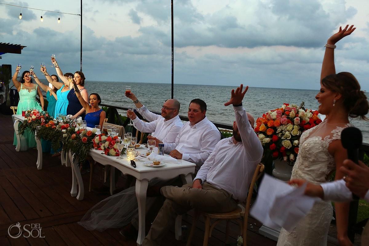 Now Sapphire Wedding Mexico