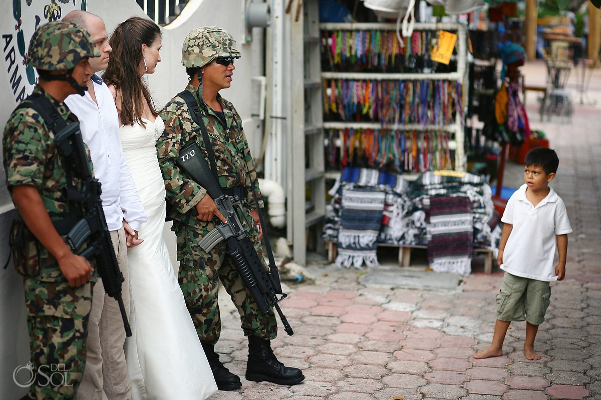 Safe to get married in Mexico