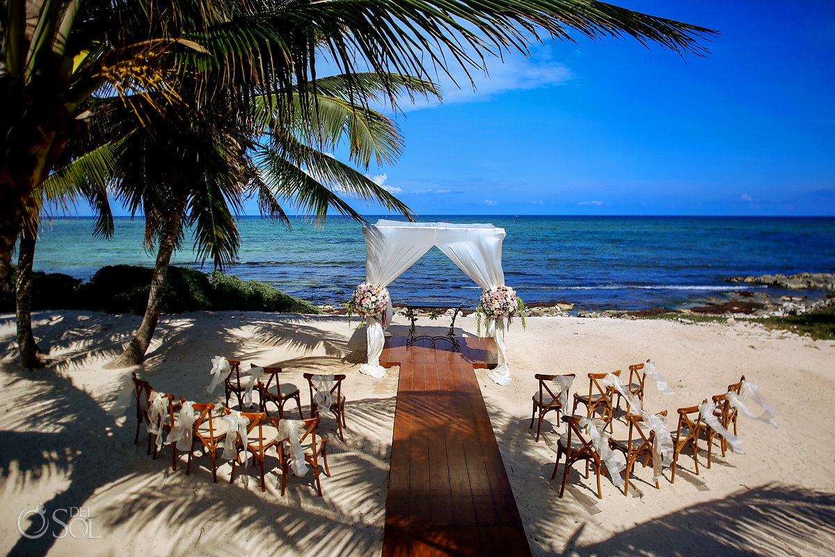 Akumal Bay Beach and Wellness Resort Weddings