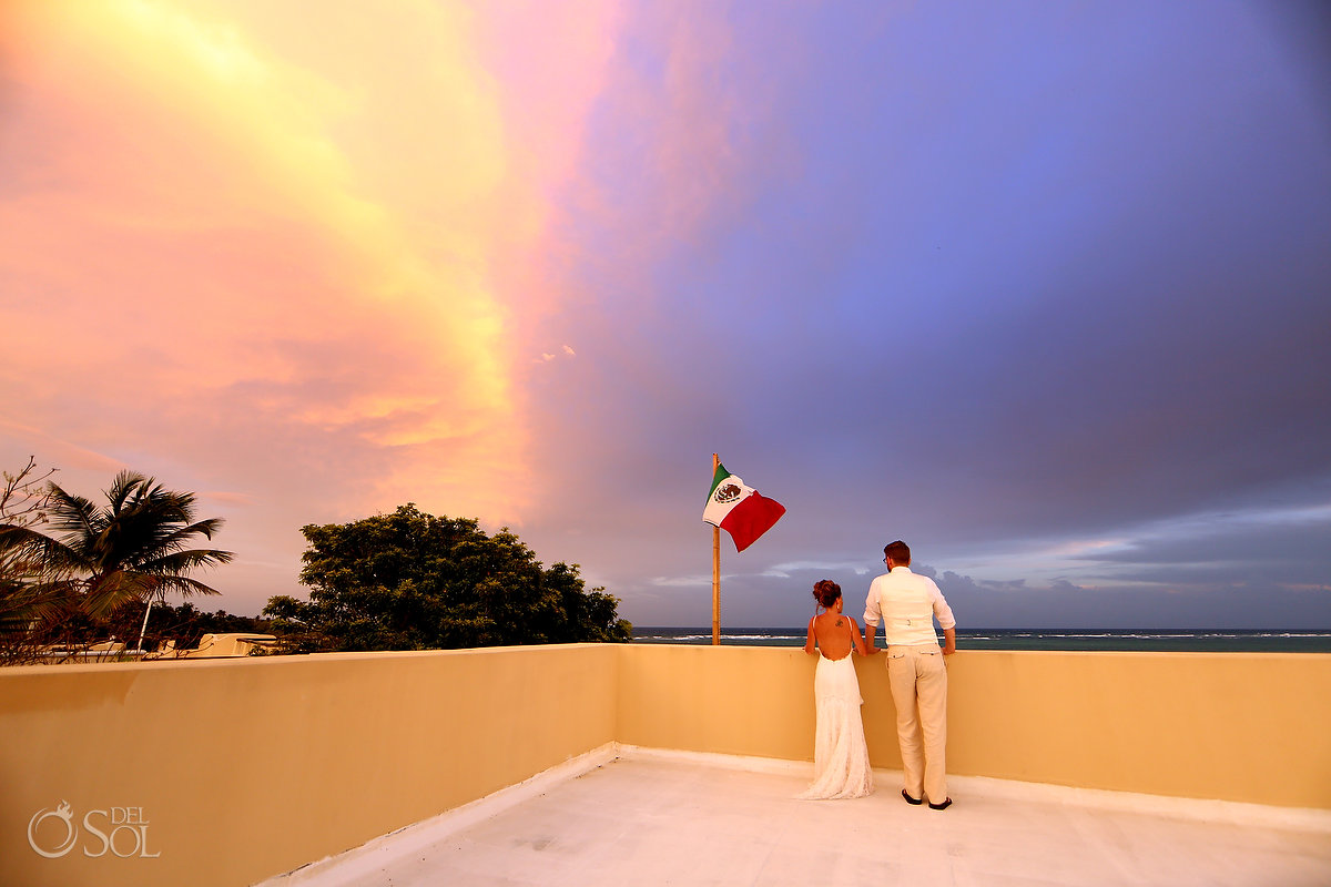 Seasonal Guide To Getting Married In The Mexican Caribbean