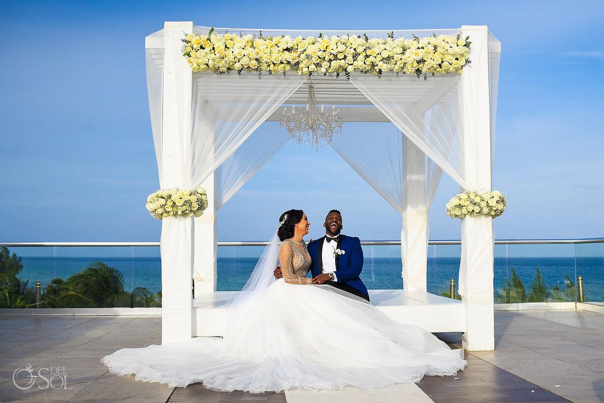 Azul Fives Wedding The Beach Resort Riviera Maya