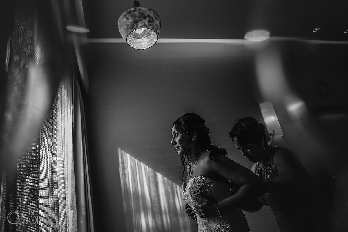 Dreams Las Mareas brides
