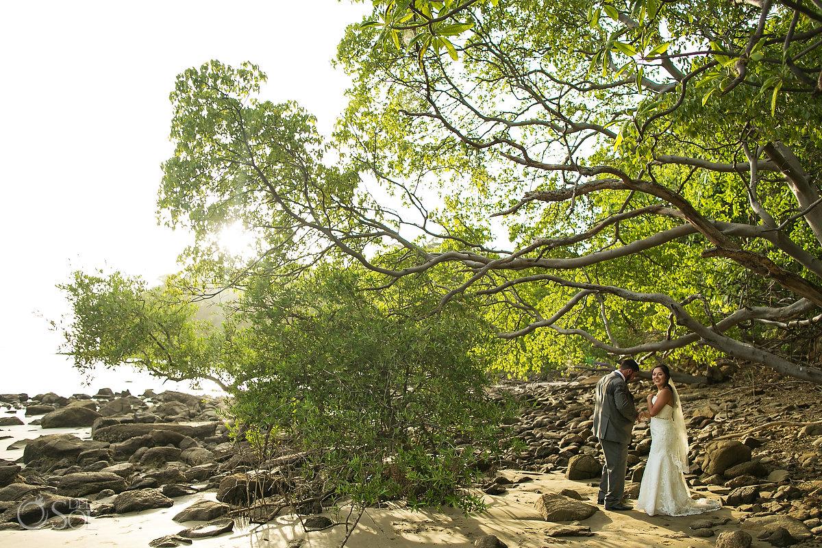Guanacaste Wedding Photographer at Dreams Las Mareas