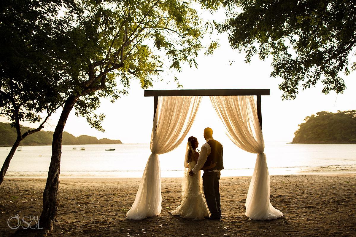 Dreams Las Mareas Wedding photographer
