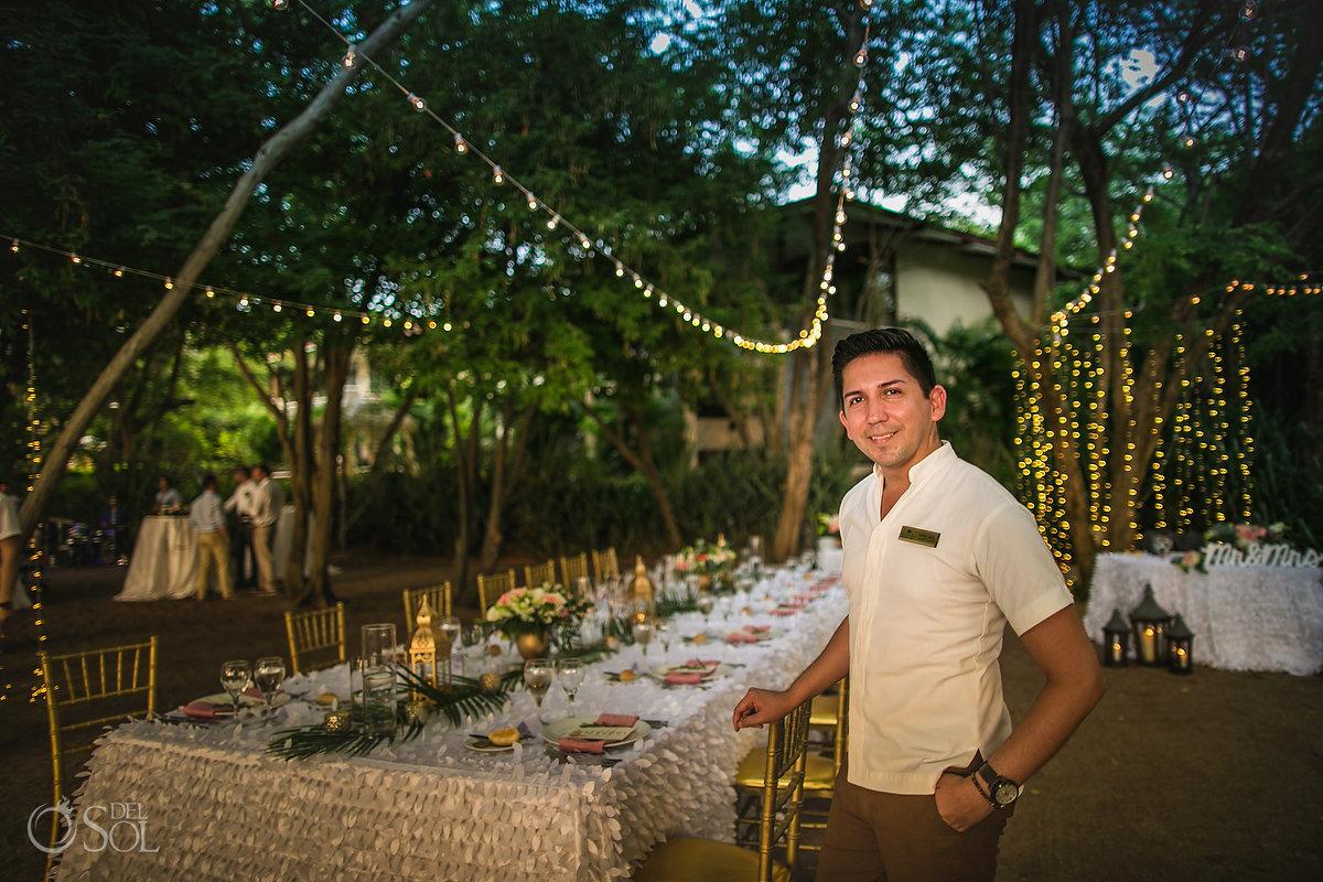 Dreams Las Mareas Wedding Coordinator