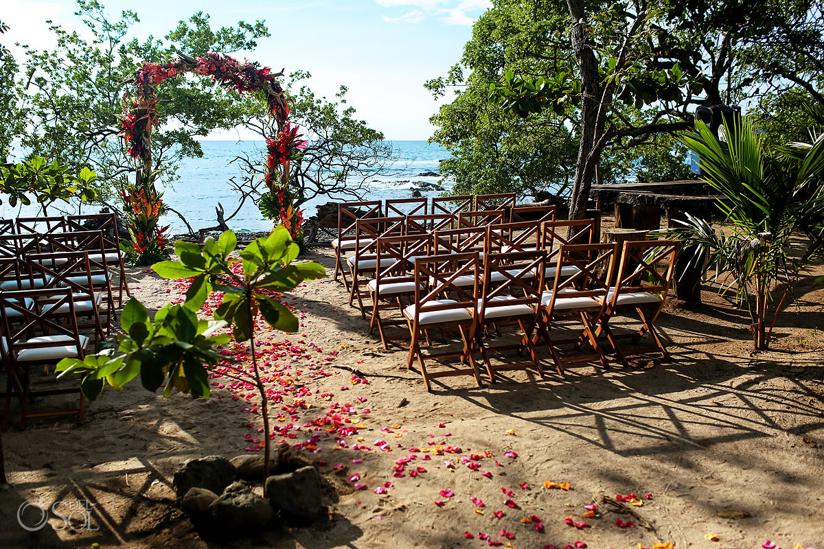 Sueño del Mar B&B in Guanacaste Costa Rica wedding