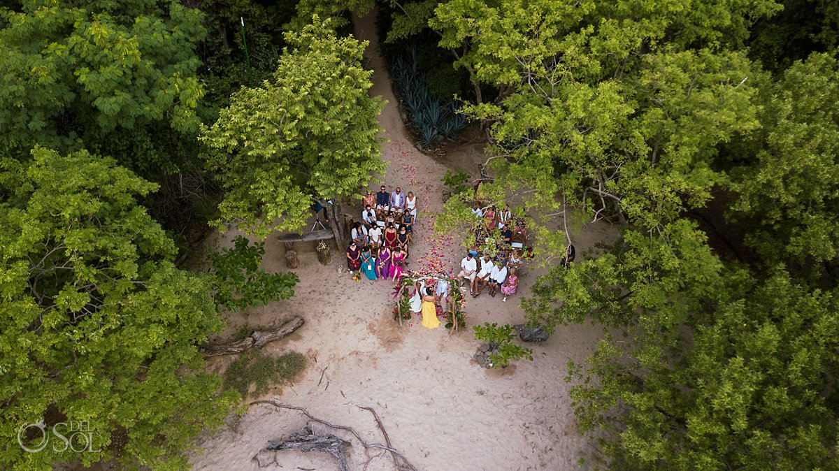 Guanacaste Costa Rica Wild Nature Ceremony
